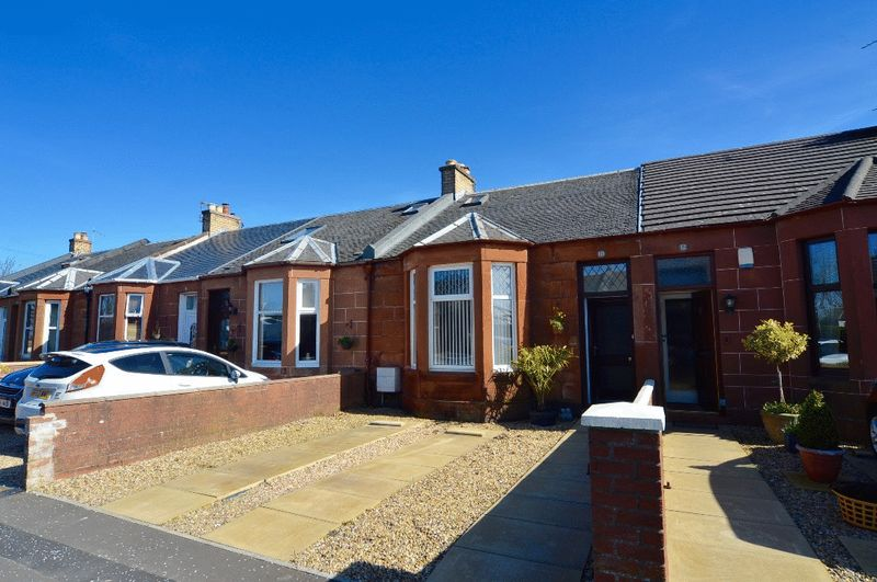 3 Bedrooms Terraced House for sale in Northpark Avenue, Ayr