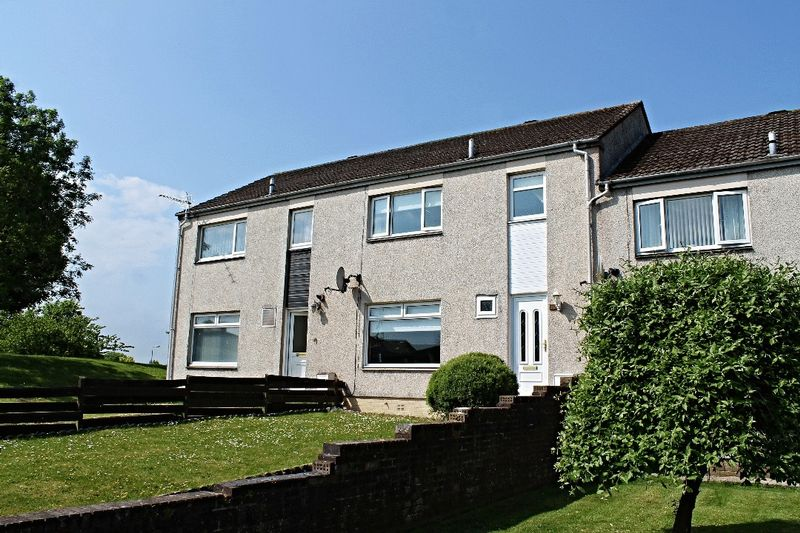 3 Bedrooms Terraced House for sale in Campion Court, Ayr