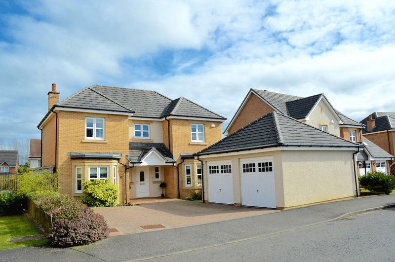 4 Bedrooms Detached House for sale in Doonvale Drive, Ayr