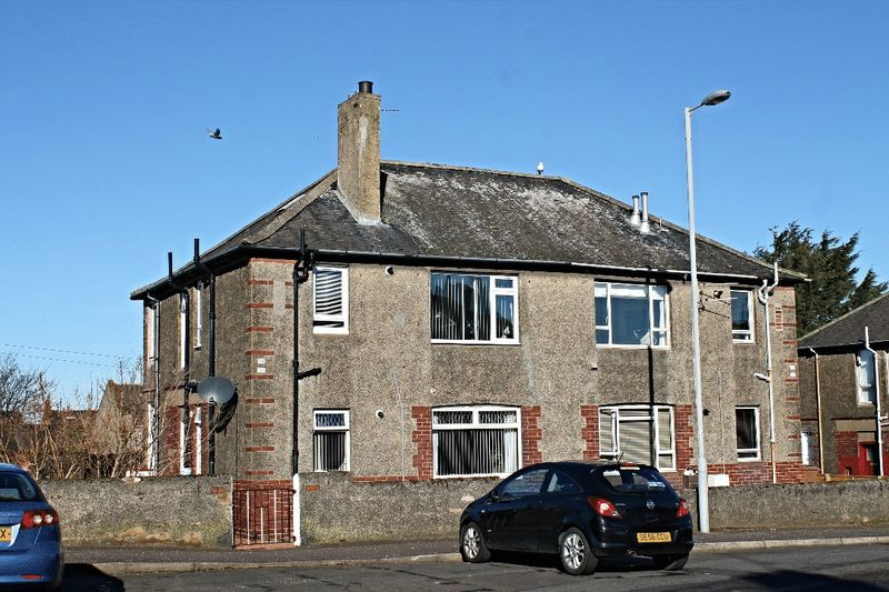1 Bedroom Flat for sale in St. Georges Road, Ayr