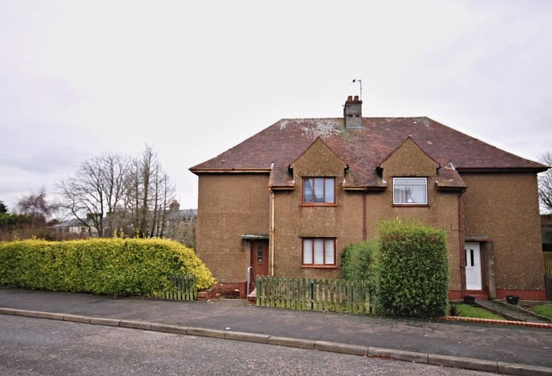 3 Bedrooms Semi Detached House for sale in Whitefaulds Avenue, Maybole