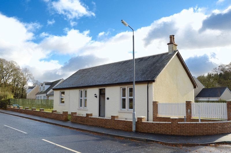 4 Bedrooms Detached House for sale in Main Street, Mauchline