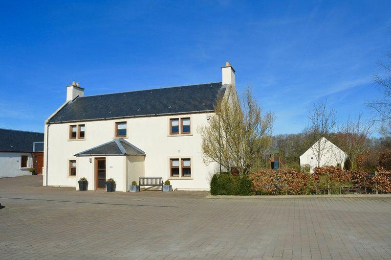 4 Bedrooms Detached House for sale in Coylton, Ayr