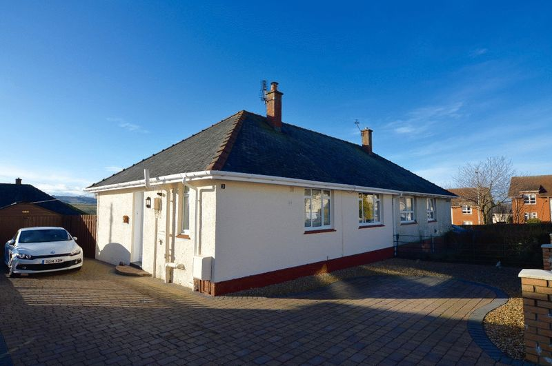 2 Bedrooms Semi Detached Bungalow for sale in Sundrum Park, Ayr
