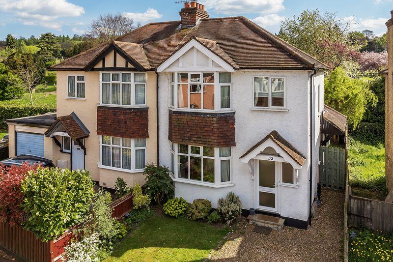 3 Bedrooms Semi Detached House for sale in Deepdene Vale, Dorking