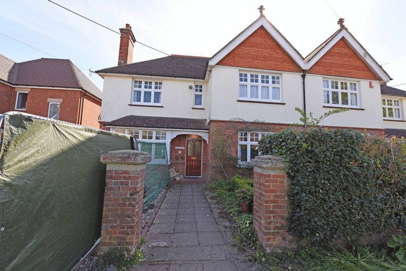 4 Bedrooms Semi Detached House for sale in St Johns Road, Mortimer