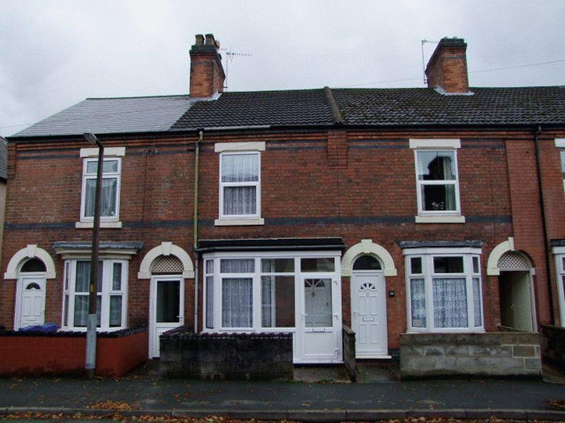 Wyggeston Street, Burton, DE13