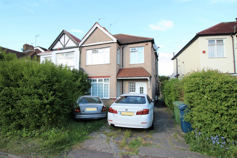 3 Bedrooms Semi Detached House for sale in Pinner Road, North Harrow