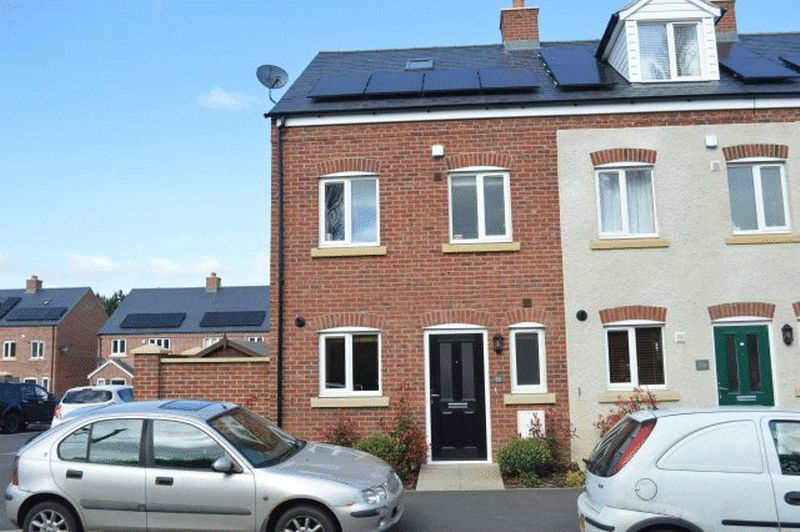 3 Bedrooms Semi Detached House for sale in Church Street, Earl Shilton