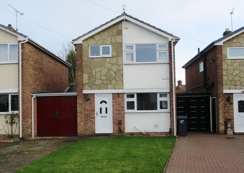 3 Bedrooms Detached House for sale in Friary Close, Hinckley