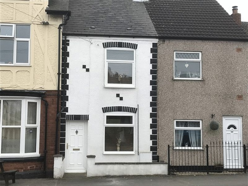 2 Bedrooms Terraced House for sale in Ashby Road, Hinckley