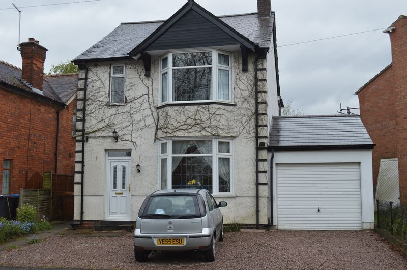 4 Bedrooms Detached House for sale in Brandon Road, Hinckley