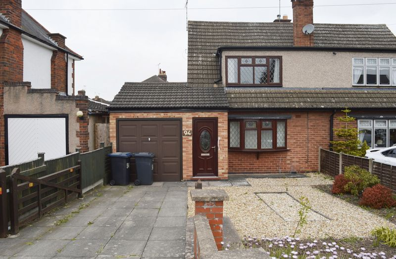 3 Bedrooms Semi Detached House for sale in Station Road, Earl Shilton