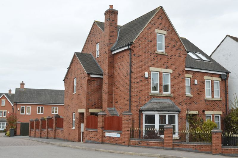 4 Bedrooms Semi Detached House for sale in Yeoman Road, Earl Shilton