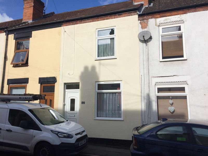 2 Bedrooms Terraced House for sale in Highfield Street, Earl Shilton