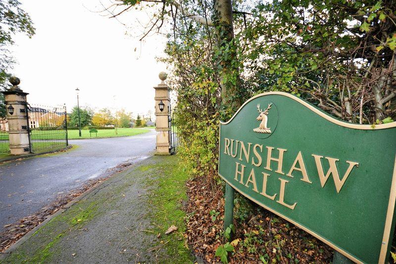 Runshaw Hall Lane, Euxton