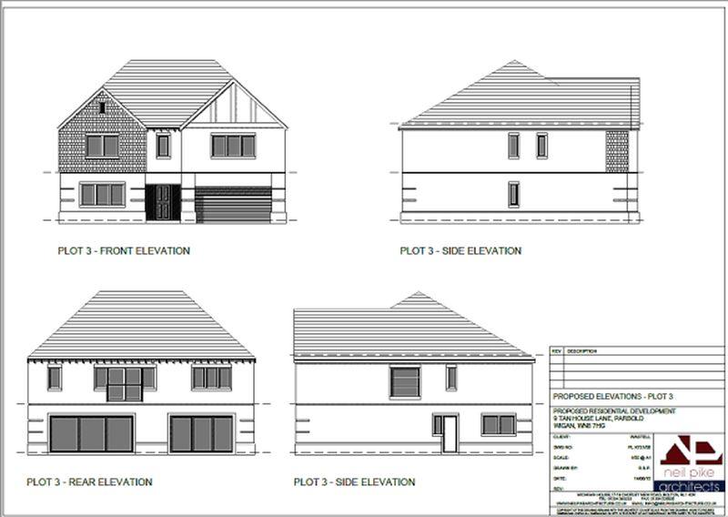 Tan House Lane, Parbold