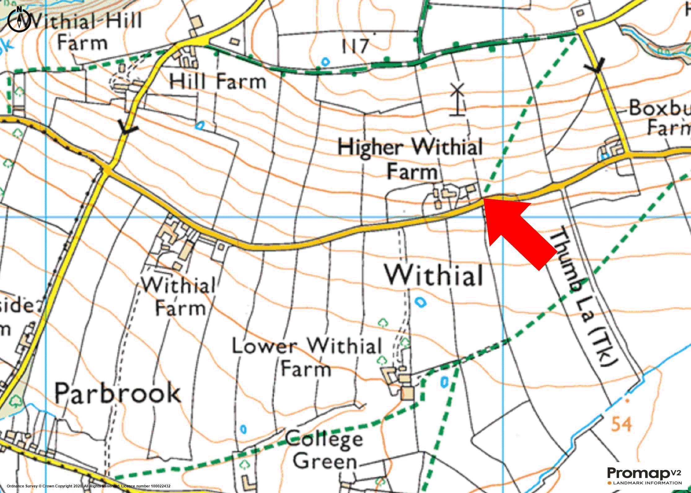 Higher Withial Farm East Pennard