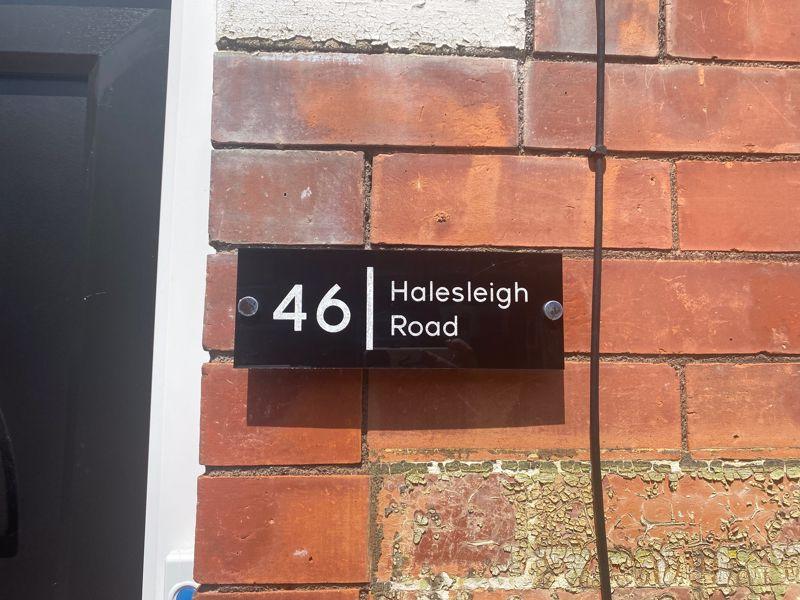 Halesleigh Road