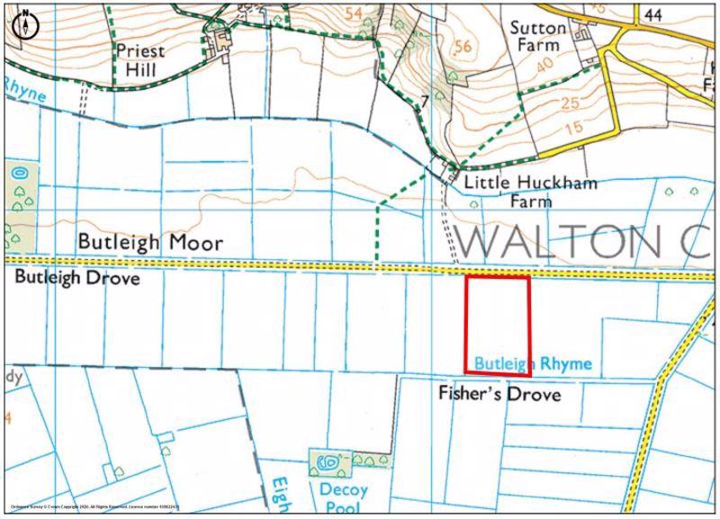 Butleigh Drove Walton