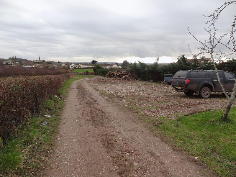 Shurton Lane Stogursey