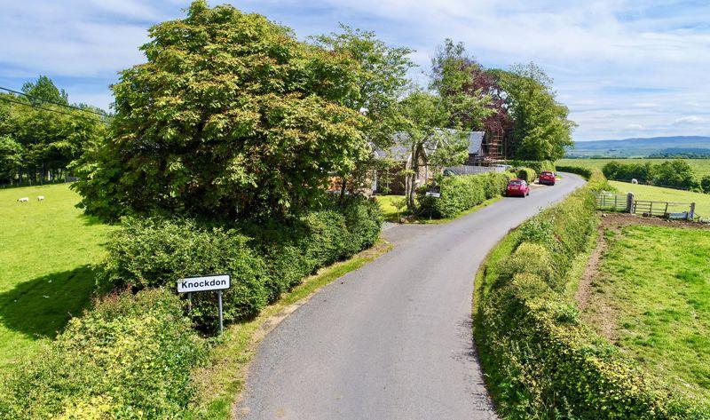 Knockdon Near Alloway
