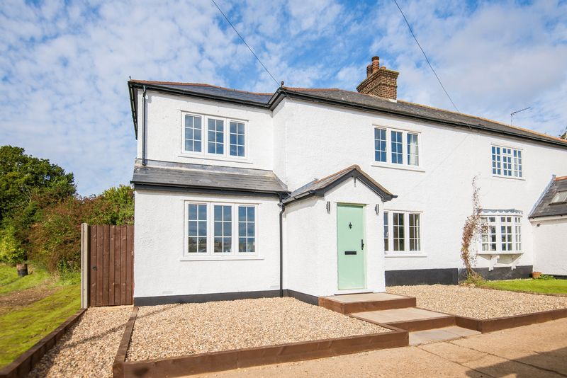 4 Bedrooms Semi Detached House for sale in Dell Cottages, Redbourn