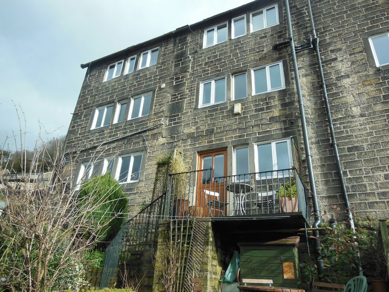 Wood End, Hebden Bridge, HX7
