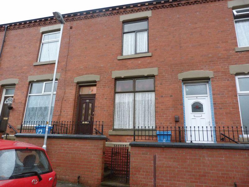 Churchill Street East, Glodwick, Oldham
