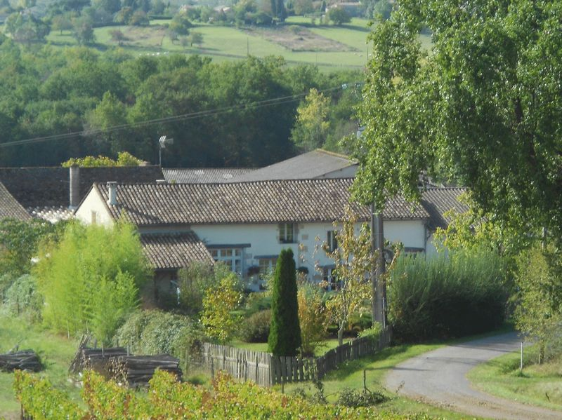 5 bedroom stone Farmhouse with gite, pool and 2 hectares of land
