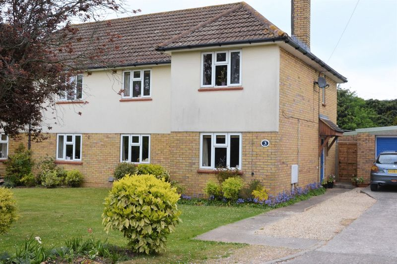 3 Bedrooms Semi Detached House for sale in Flowerdown Road, Weston-Super-Mare