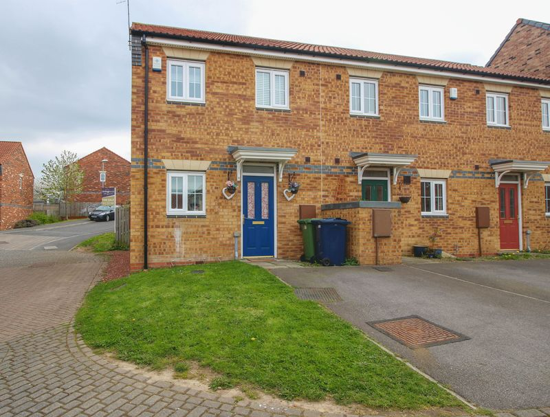2 Bedrooms Terraced House for sale in Low Mill Villas, Blaydon