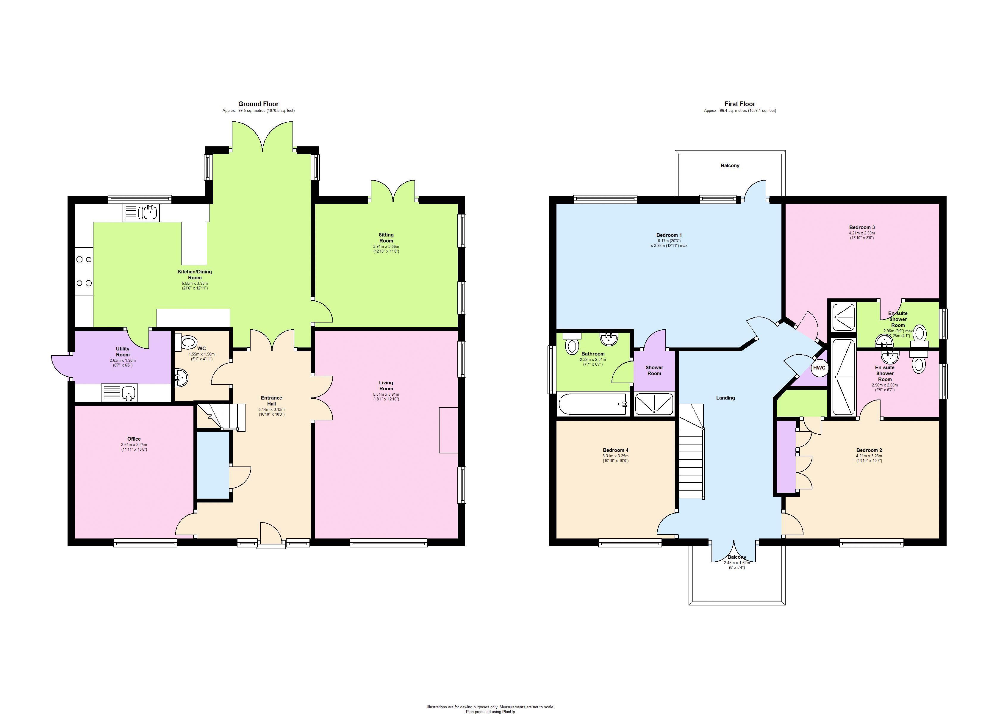 Floor Plan 2D