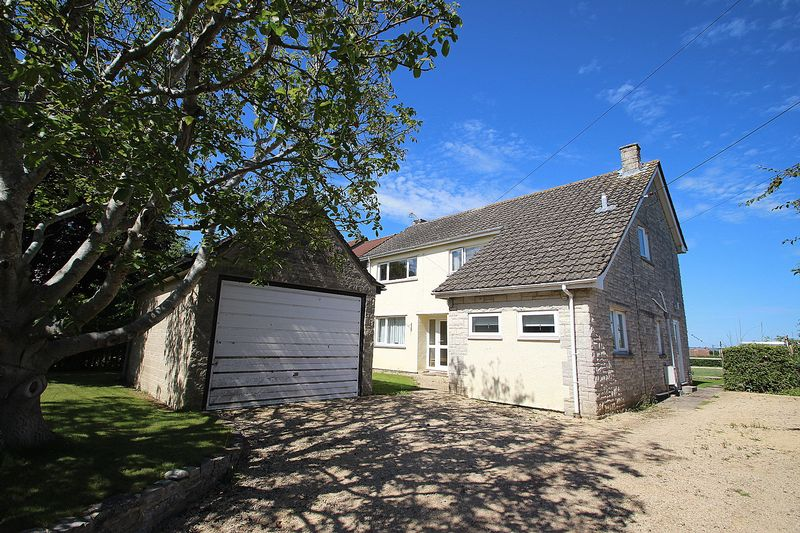 4 Bedrooms Detached House for sale in Main Street, Barton St David, Somerton