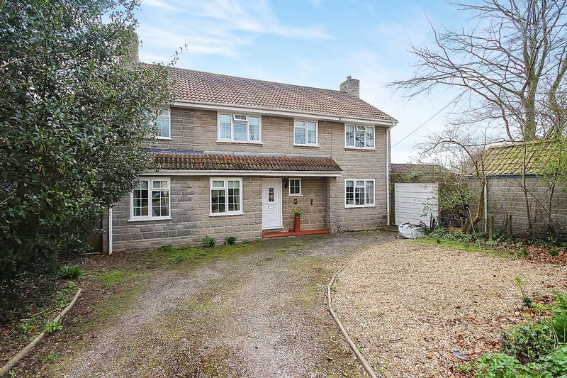 4 Bedrooms Detached House for sale in Peddles Lane, Charlton Mackrell