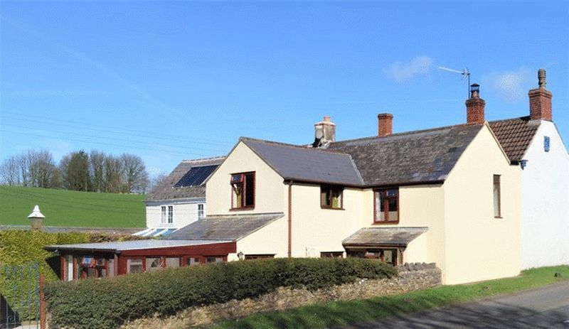 3 Bedrooms House for sale in Haydon, Near Wells
