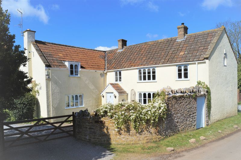 4 Bedrooms Detached House for sale in Rodney Stoke, Somerset