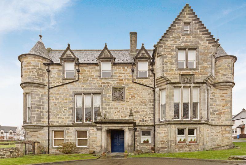 Craigflower Court, Dunfermline  Two Bedr...