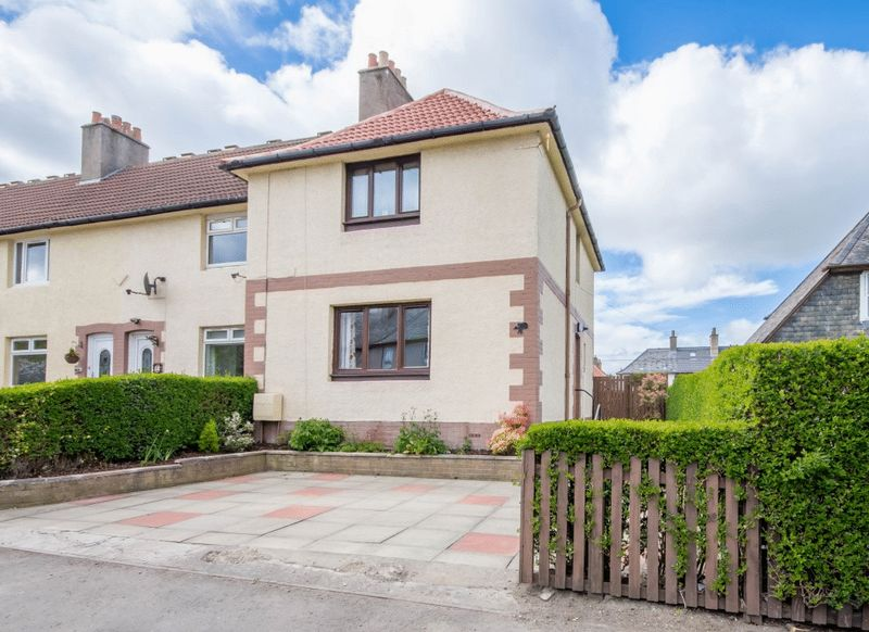 3 Bedrooms Terraced House for sale in Craig Street, Rosyth
