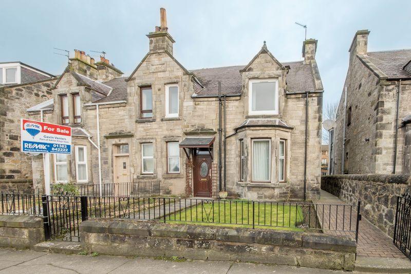 2 Bedrooms Flat for sale in Dewar Street, Dunfermline