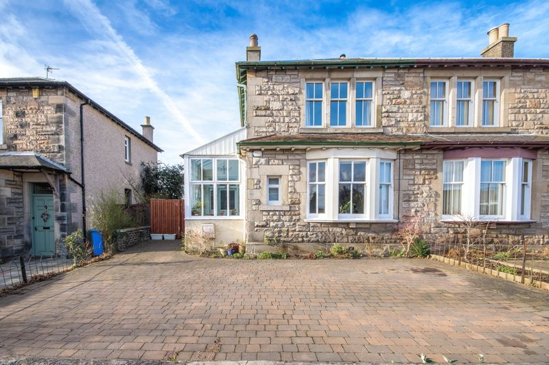 2 Bedrooms Semi Detached House for sale in Alma Street, Inverkeithing