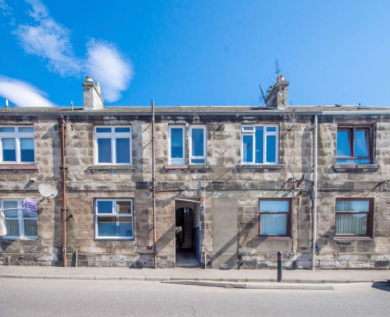 1 Bedroom Flat for sale in Rumblingwell, Dunfermline