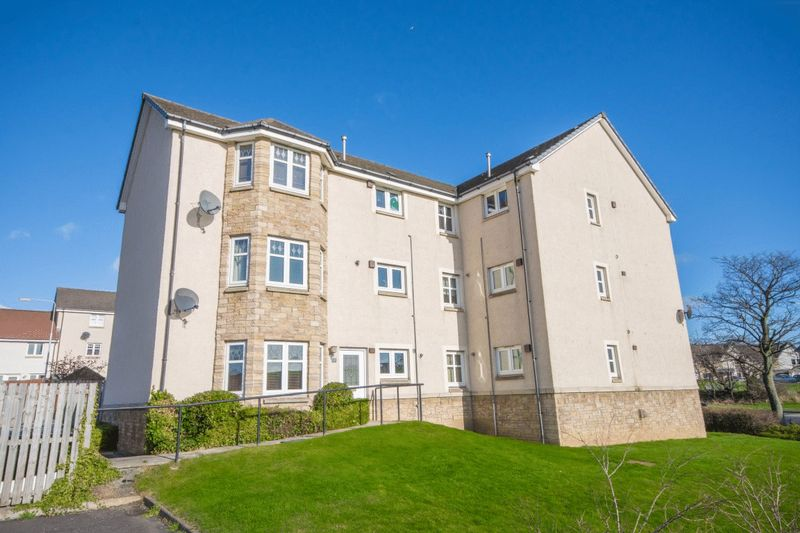 2 Bedrooms Flat for sale in Peasehill Road, Rosyth