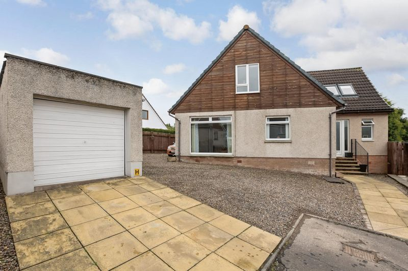 Hill Grove, Comrie  Four Bedroom Detache...