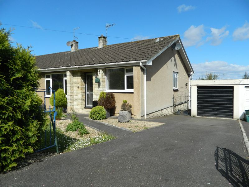 2 Bedrooms Semi Detached Bungalow for sale in SOUTHERN OUTSKIRTS OF WESTON