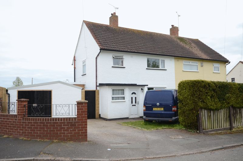 3 Bedrooms Semi Detached House for sale in Fowler Road, Blacon, Chester