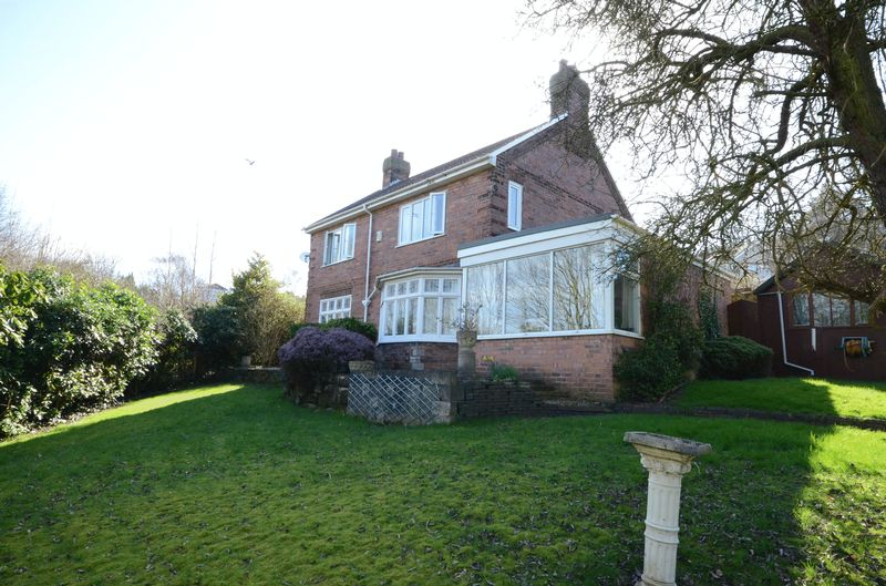 3 Bedrooms Detached House for sale in Hillfield, Frodsham