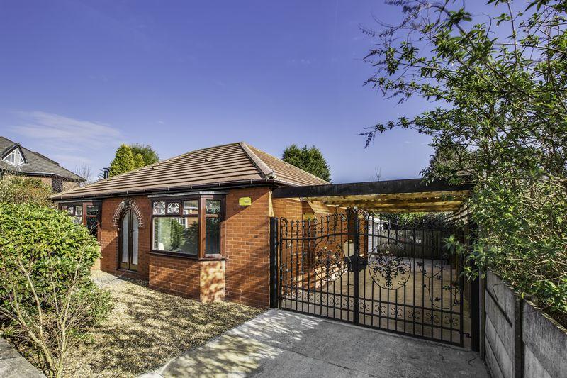 2 Bedrooms Detached Bungalow for sale in Ellis Crescent, Worsley