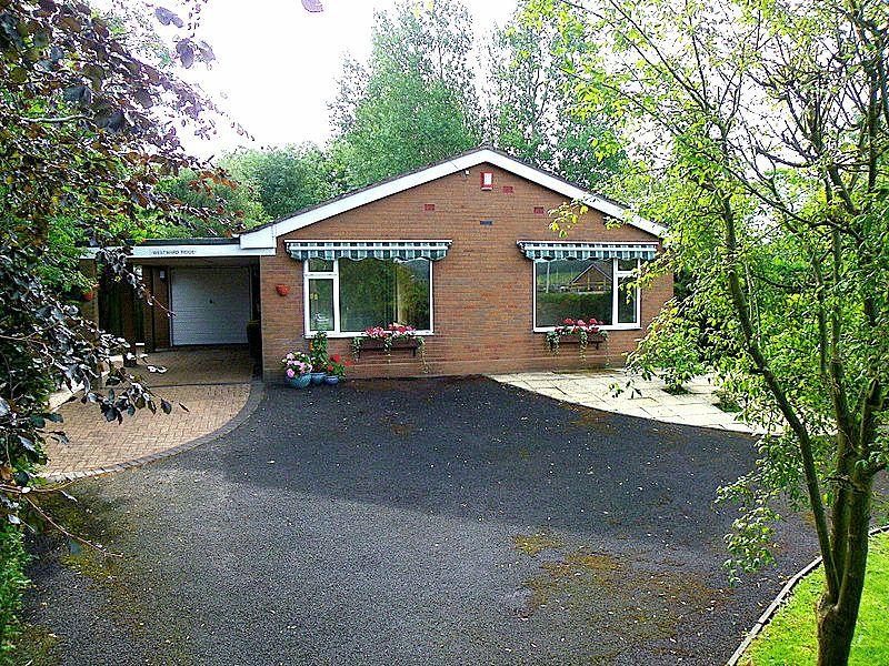 Westward Ridge, Old Office Road, Dawley, Telford, TF4 2LF