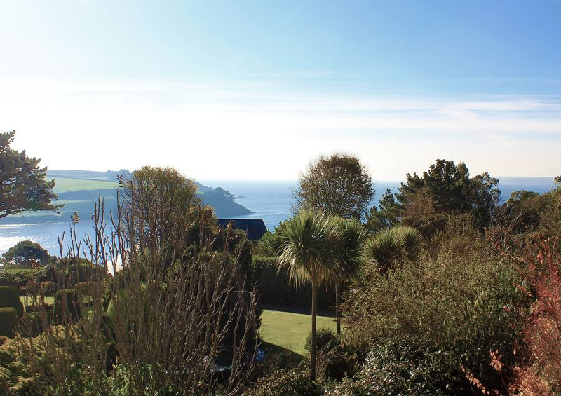 4 Bedrooms Detached House for sale in St Mawes